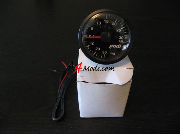 IMG_1704 podi ca gauge solutions for audi and vw podi boost gauge wiring diagram at crackthecode.co